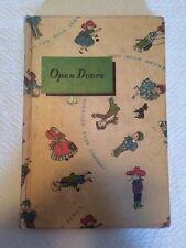 Open Doors Golden Rule Series American Book Company 1957
