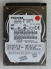 Hard Disk Drive HDD spares parts FAULTY TOSHIBA 120GB MK1246GSX HDD2D91 1st -RL-