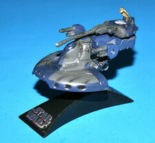 MICRO MACHINES STAR WARS TRADE FEDERATION AAT BLUE TITANIUM SERIES