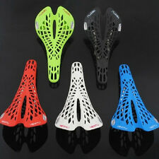 Stylish Hot Spider Mountain Bike Bicycle Cycling Saddles Hollow Cushion Seat WWS