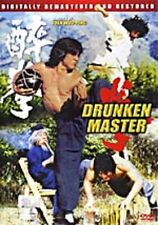Drunken Master  - NEW DVD--FREE UPGRADE TO 1ST CLASS SHIPPING