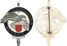 LEGION,3° R.E.I,Centre Entraînement Commando GUYANE en ARGENT, D.Noisiel (9280)
