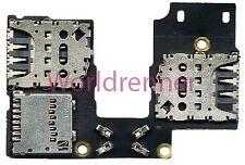 SD SIM Flex Lector Tarjetas Memória Memory Reader Motorola Moto G 3nd Gen