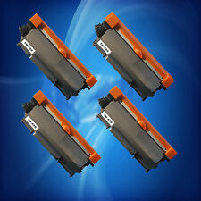 4PC TN450 Toner Cartridge for Brother MFC-7360N DCP-7065DN 7060D HL-2132 2242D
