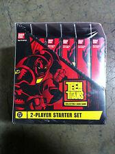 Teen Titans 2-Player Starter Box of 6 Decks