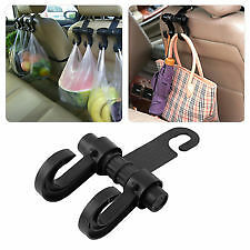 Universal Back Car Seat Truck Coat Hook Purse Hanger Auto Bag Organizer Holder