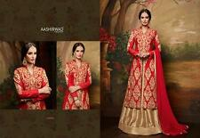 Latest Indian Designer Traditional Lehenga Long choli Ethnic Wedding Party wear