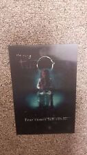 The Ring 2 Two Promo 3D Lenticular Postcard Hideo Nakata Samara