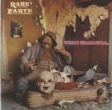 rare earth - willie remembers & one world   ( 2 on 1  )  digipak edition CD