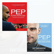 Martí Perarnau Collection 2 Books Set Pack NEW Pep Guardiola,Pep Confidential UK