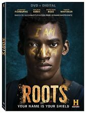 Roots 2016 Re-Imagining History Channel Complete Mini Series DVD Box Set NEW!
