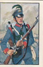 Bavaria Infanterie Regiment  1866 Deutsches Heer Germany Uniform IMAGE CARD 30s