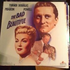 The Bad And The Beautiful -  Laserdisc - Buy 6 for free shipping