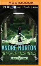 Witch World: Web of the Witch World 2 by Andre Norton (2015, MP3 CD, Unabridged)
