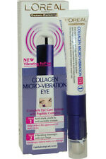 3x L'Oreal Collagen Micro-Vibration Eye Care 15 ml - NEW