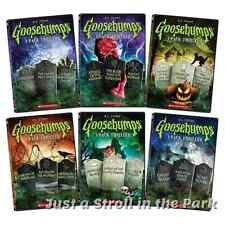 Goosebumps R.L. Stine Complete 3 Pack Thriller Series Box/DVD Set(s) Collection