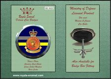 Royale Classic Car Grill Badge - THE ARMY CATERING CORPS - B2.3022