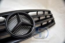 Mercedes W203 Grille Grill c230 c280 c240 C220 C320 C32 Matt Black 100% AMG MBK