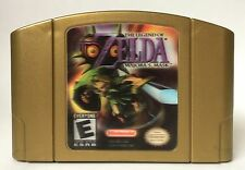 Nintendo 64 N64 The Legend of Zelda: Majora's Mask Collector's Edition Cartridge