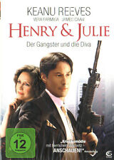 Henry & Julie - The Gangster and the Diva - with Keanu Reeves - TOP DVD NIP