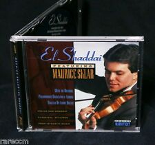 MAURICE SKLAR El Shaddai 1994 CD HOSANNA MUSIC INSTRUMENTAL VIOLIN