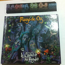 Mago De Oz  La Ciudad De Los Arboles PRECINTADO NEW Y SEALED CD +  DVD