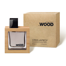 DSQUARED2 HE WOOD EAU DE TOILETTE EDT 50ML VAPO - PROFUMI UOMO
