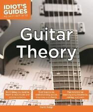 Idiot's Guides: Guitar Theory, Hodge, David