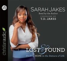 Lost and Found : Finding Hope in the Detours of Life by Sarah Jakes (2014,...