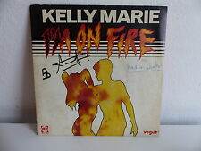 KELLY MARIE I'm on fire  102037