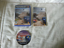 wrc rally evolved ps2 ps 2  ITA