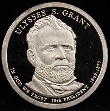 2011-S Presidential Dollar Ulysses S Grant Gem DCAM Proof Uncirculated