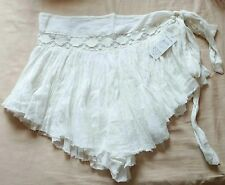 New with tags Free People Celine wrap shorts large