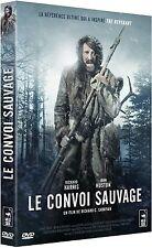 "DVD ""Le convoi sauvage"" -Richard Harris- John Huston NEUF SOUS BLISTER"