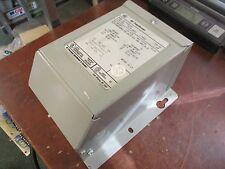 GE Transformer 9T51B0408 0.500KVA Pri: 120V/240V Sec: 12/24V 1PH Used