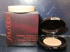 Shiseido Compact Foundation I4 Natural Fair Ivory 0.03 oz Sample Size New
