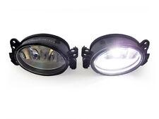 06-10 Mercedes Benz W251 R Class Oval Shape Glass Fog Light + No Error LED Bulb
