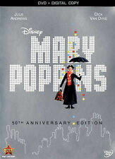 Mary Poppins: 50th Anniversary Edition DVD + Digital Copy
