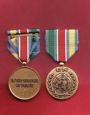 UN United Nations medal for Eastern Slavonia UNTAES