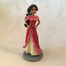 Disney Store PRINCESS ELENA of AVALOR FIGURINE Cake TOPPER Junior NEW
