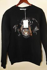 GIVENCHY Men's Rottweiler Embroidered Sweat Shirt Size XL  $895 retail