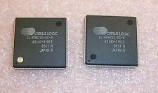 QTY (3) CL-PD6720QC-B CIRRUS LOGIC QFP-208 ISA-to-PC CARD HOST ADAPTER NOS