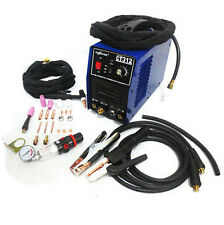 TIG MMA Plasma Cut Welder Inverter CT-312 Cutter Portable Stick Welding 110/220