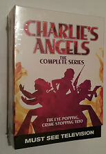 Charlie's Angels: The Complete Series - DVD Box Set NEW & SEALED