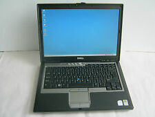 Item 61 :Dell Latitude D630 :Core 2 Duo 1.8 Ghz: 500GB :Windows XP :Serial Port