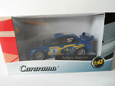 Cararama SUBARU Impreza ,Scale 1:43, Diecast Model Car