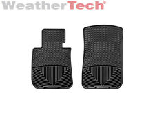 WeatherTech® All-Weather Floor Mats for BMW Z4 - 2009-2015 - Black