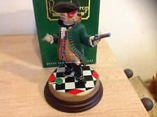 Robert Harrop MB01 YELLOW LABRADOR HIGHWAYMAN RARE