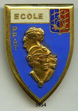 Insigne ,École du Personnel Féminin de l'Armée de Terre