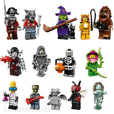 Lego 71010 Minifigures (Series 14) Monsters - 10 Unopened Blind Bags - NEW